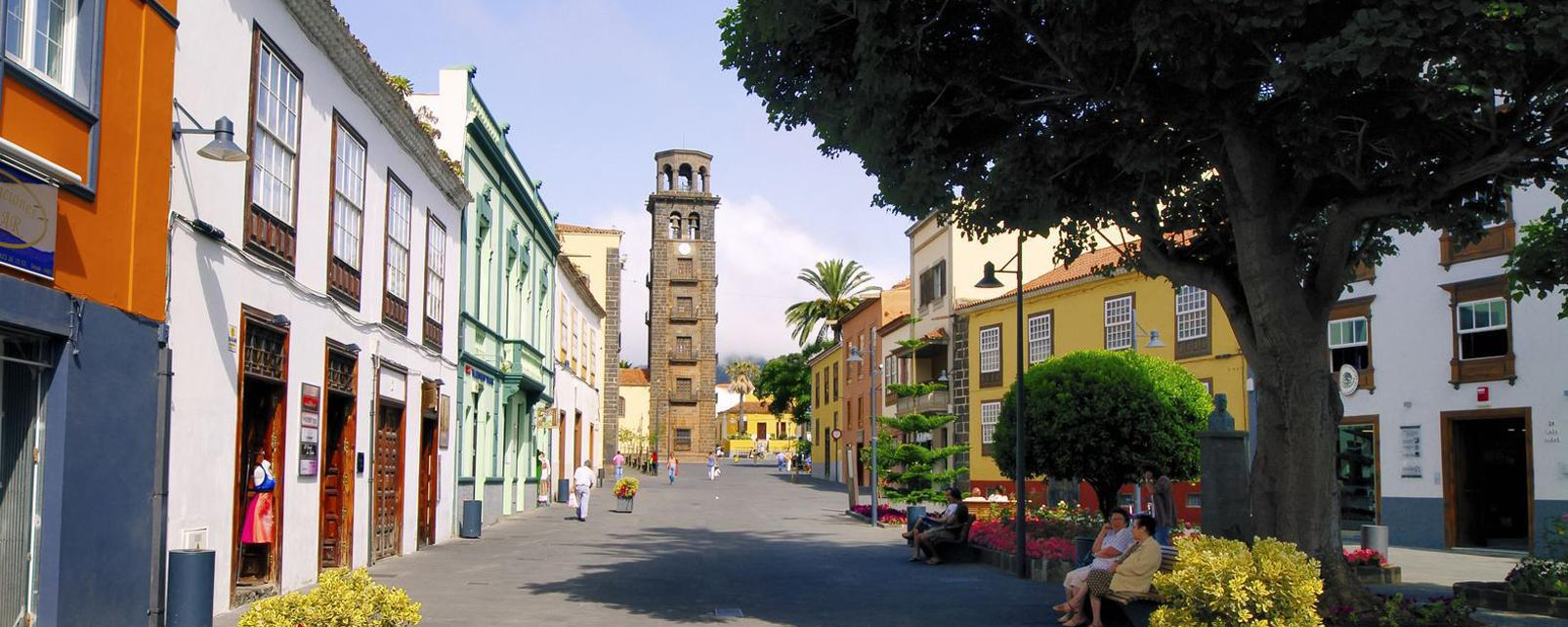 Улицы Тенерифе