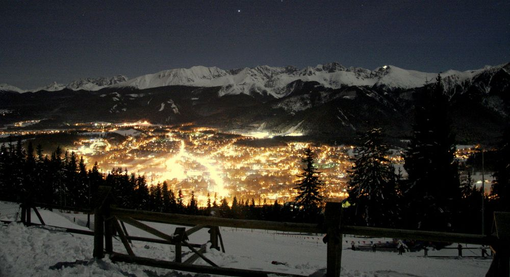 Zakopane-Night2