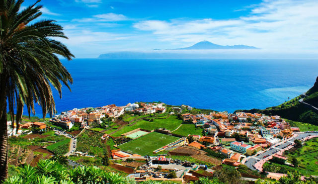 Canary island best view