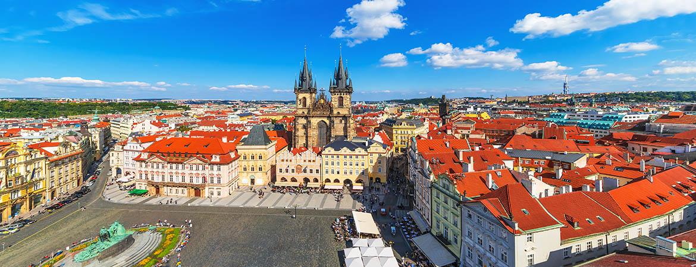 Туры в Прагу из Киева