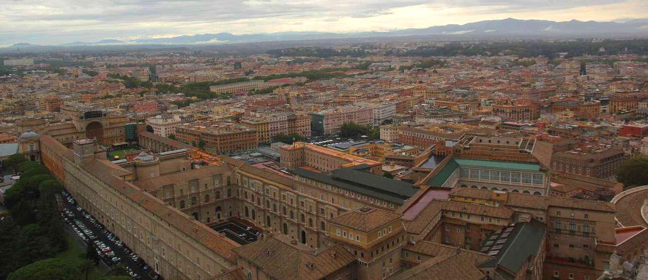 Rome panorama