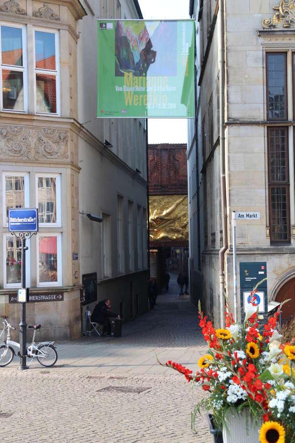 Улица Баттхертштрассе