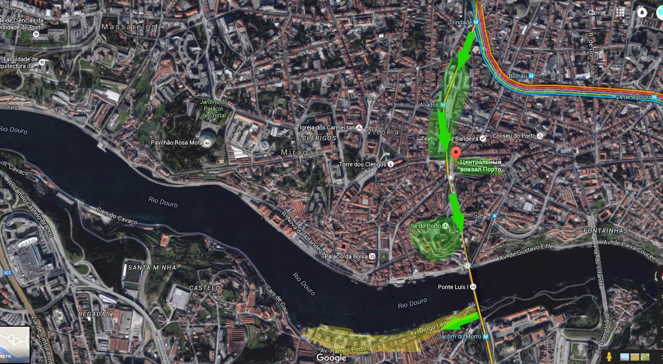 карта_порту