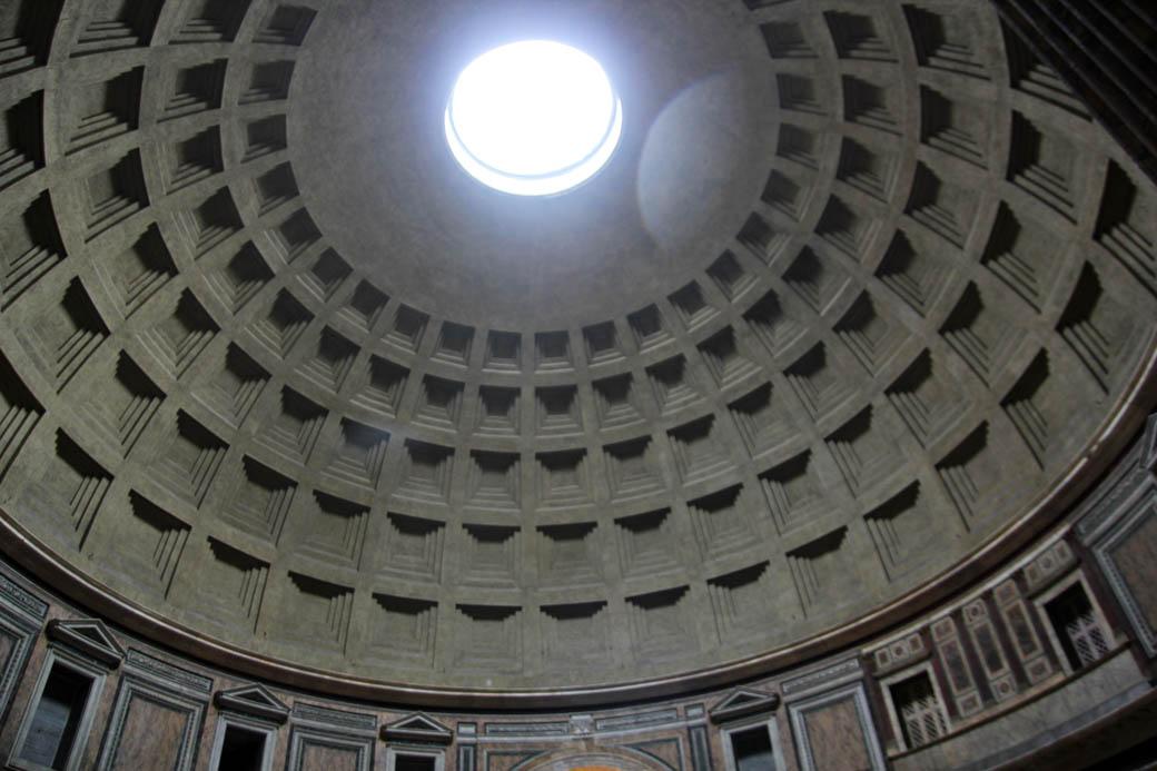 Пантеон купол