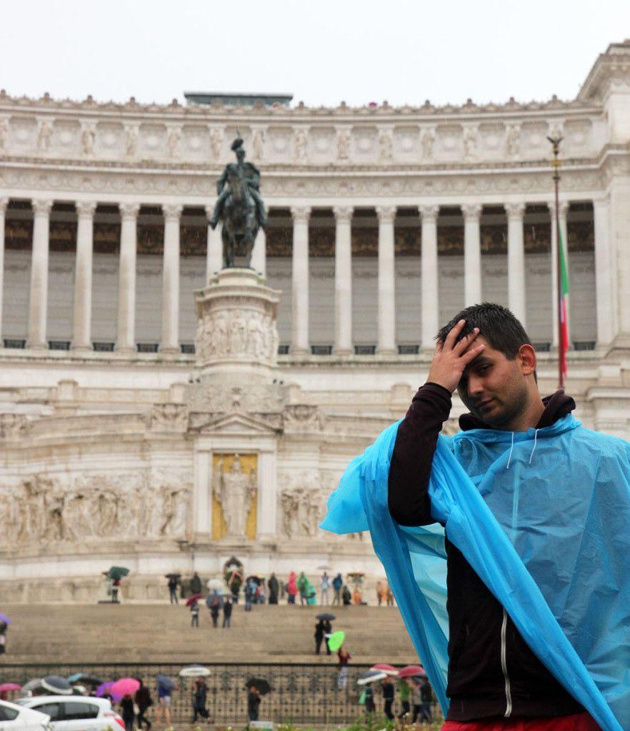 Виктора Эммануила II на площади Венеция