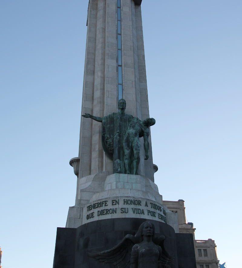 мемориал санта круз не тенерифе