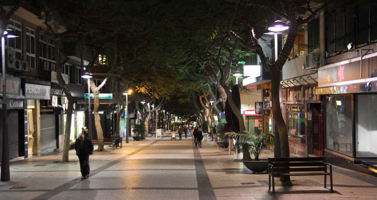 улици санта круз де тенерифе