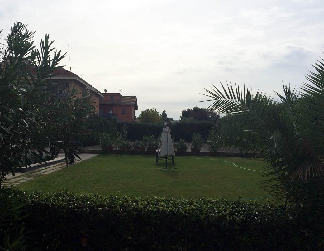 Внутренний двор Чампино