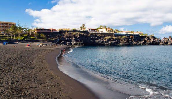 Пляжи на Тенерифе