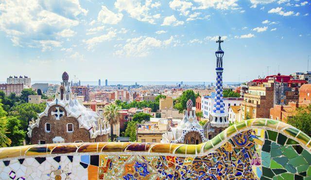 Обложка Барселона