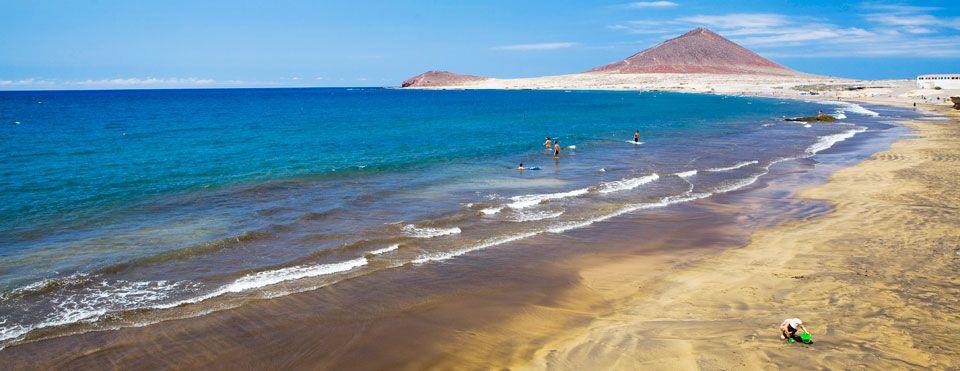 Пляж Ель Медано