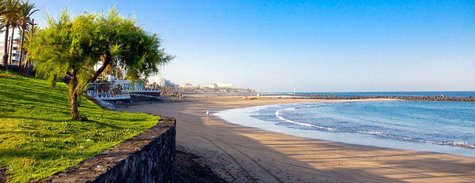 Пляж Троя Коста Адехе
