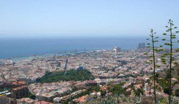 Санта Круз де Тенерифе Панорама