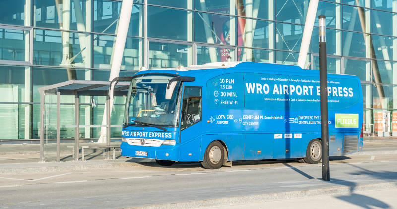 wro express bus