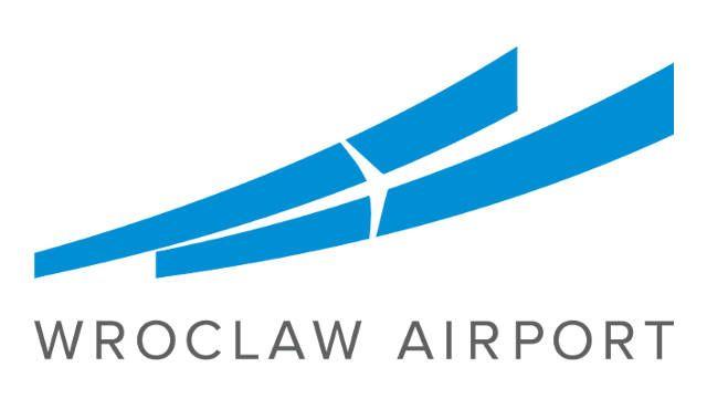 Логотип аэропорт Вроцлава