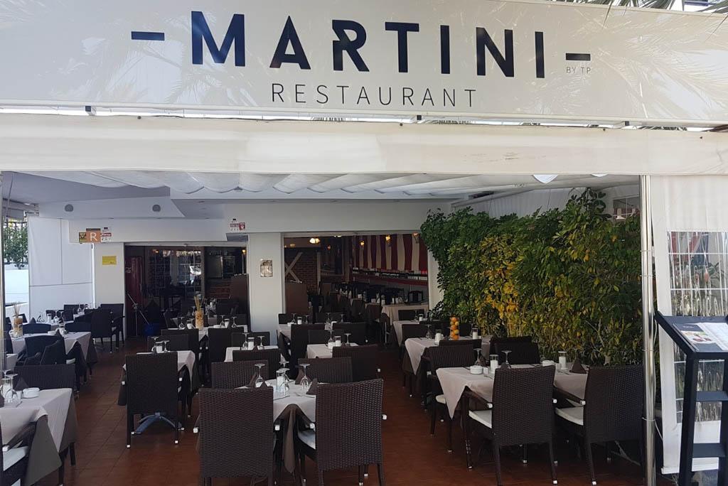 Restaurant Martini