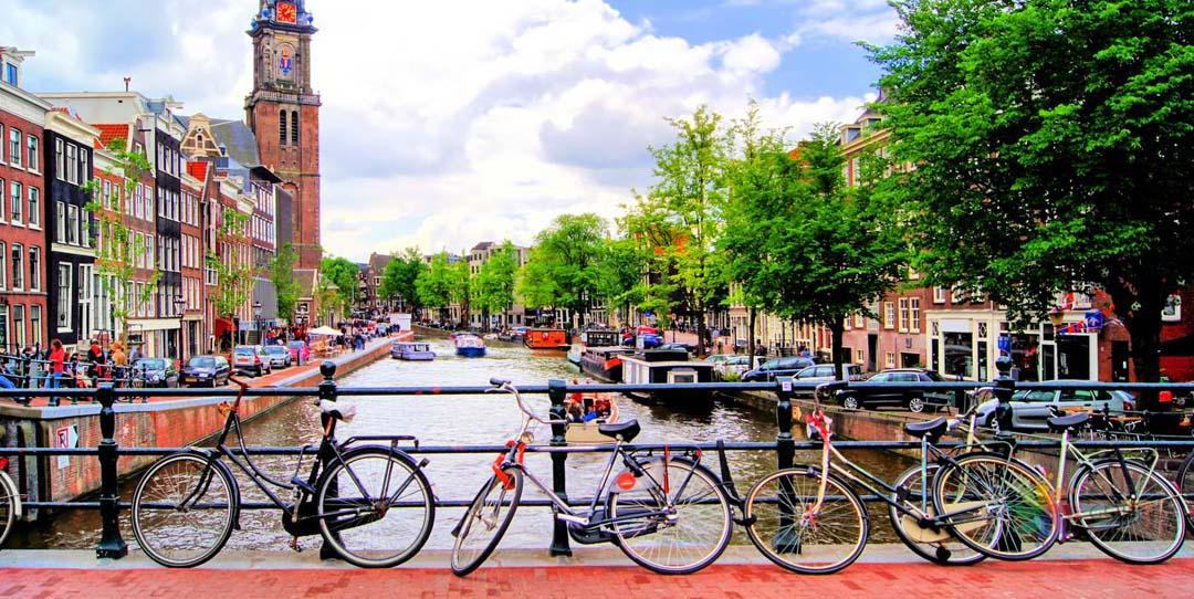 Амстердам лучшие фото