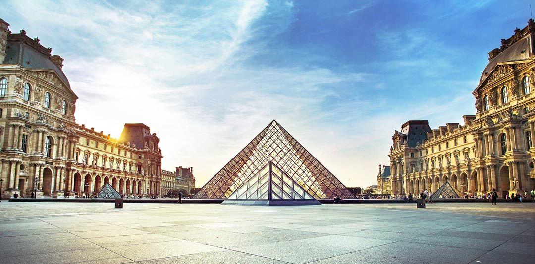 Лучшее фото Лувра