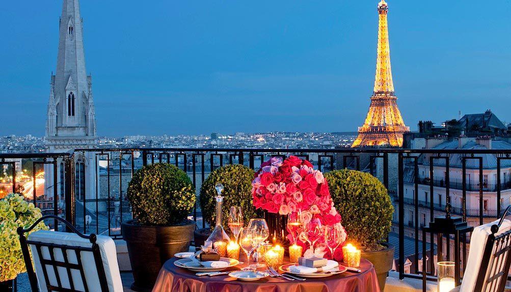 Лучшие фото Парижа