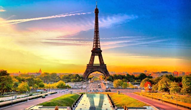 Париж лучшие фото