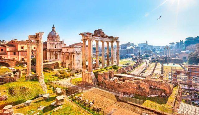 Лучшие фото Рим