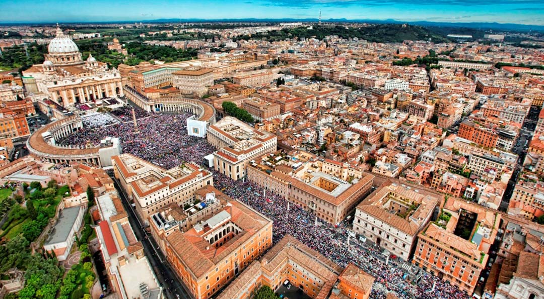 Лучшее фото Ватикана