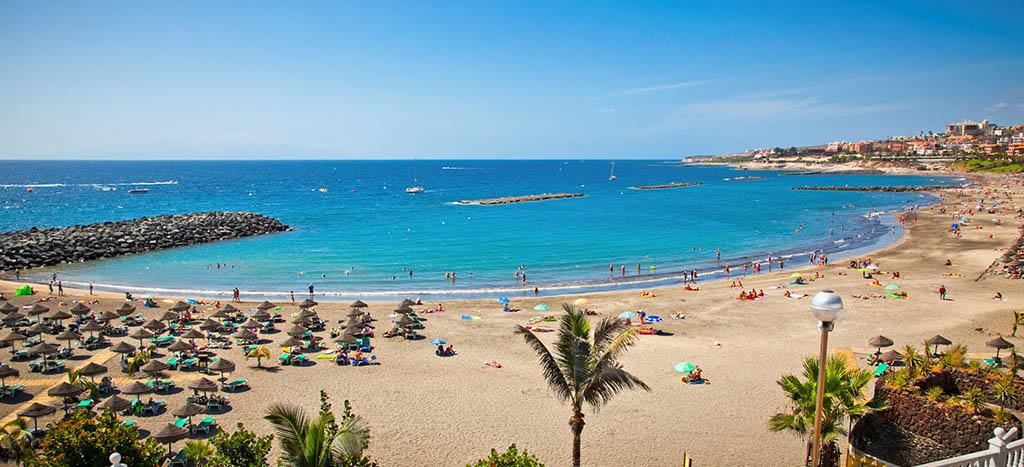 Тенерифе пляж красивый