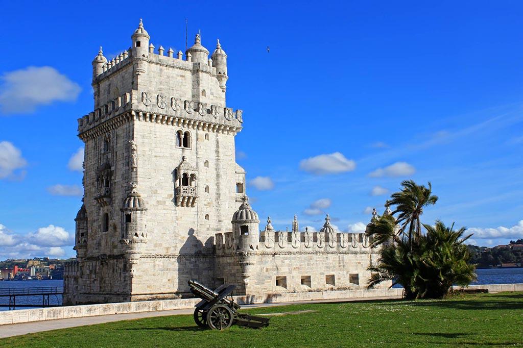 Башня Торри-ди-Белен Лиссабон