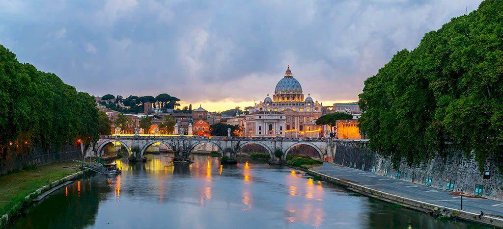 Центр Рима