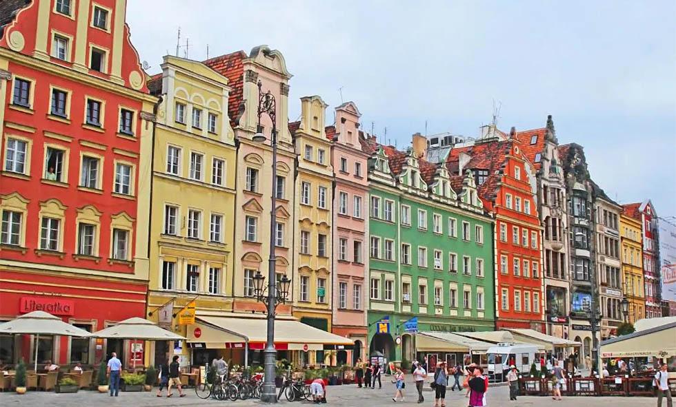 Stary Rynek Wroclaw