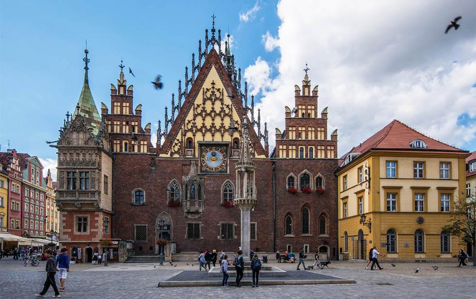 Wroclawski Ratusz
