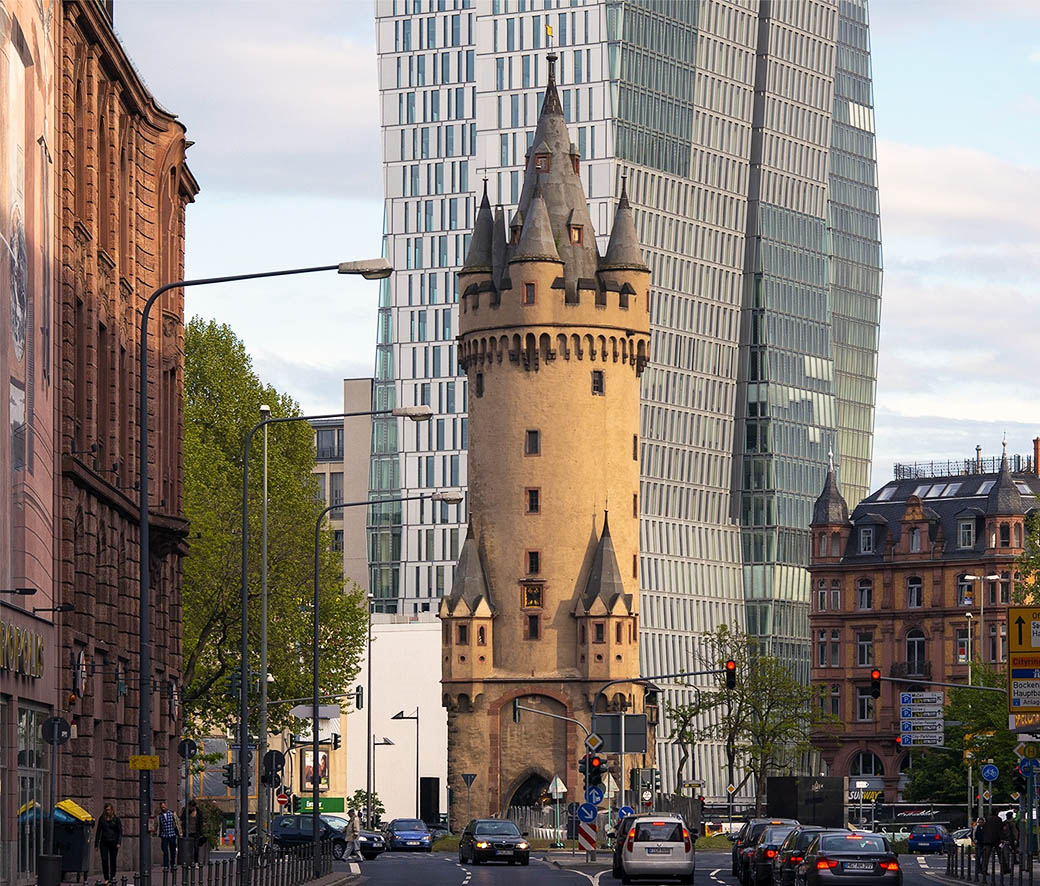 Башня Эшенхайм