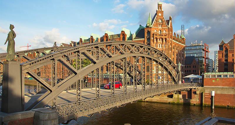 Мост Гамбурга