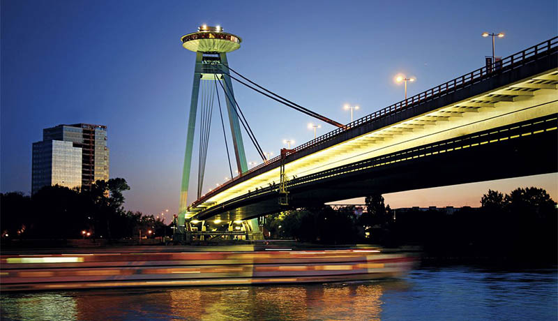 Мост Словацкого национального восстания