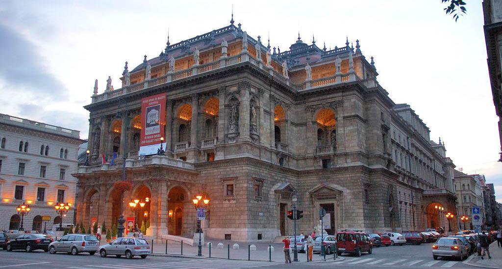 Опера Будапешта