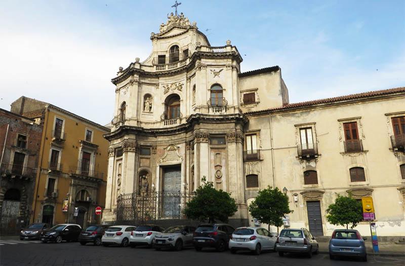 Церковь Сан-Плачидо