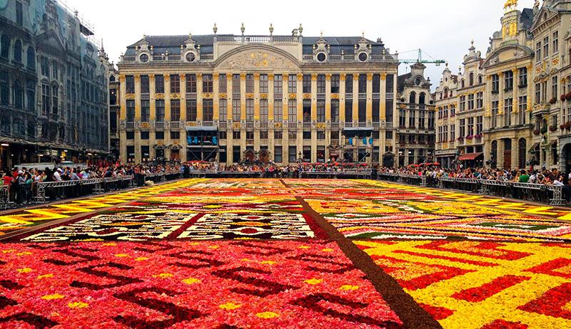 Брюссель (Бельгия)