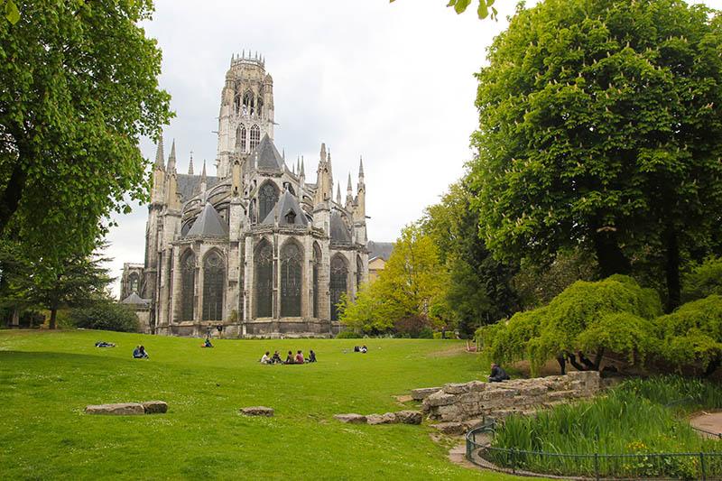 Город Руан (Rouen)