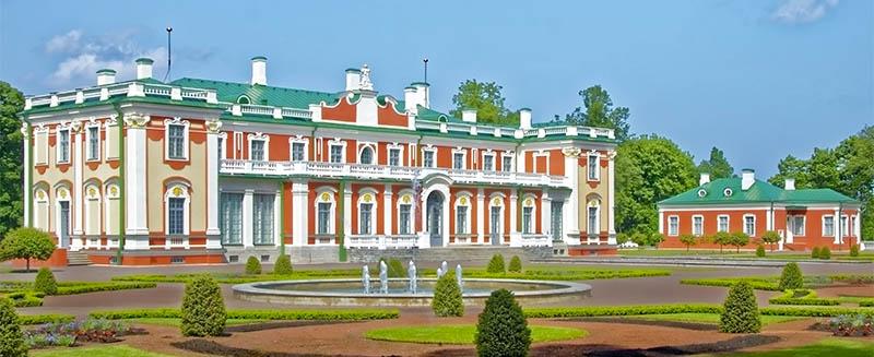 Кадриоргский художественный музей (Kadrioru loss)