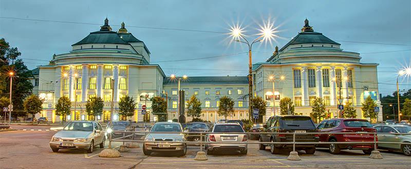 Национальная опера «Эстония» (Rahvusooper Estonia)