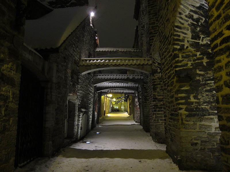 Переулок Катарины (Katariina käik)
