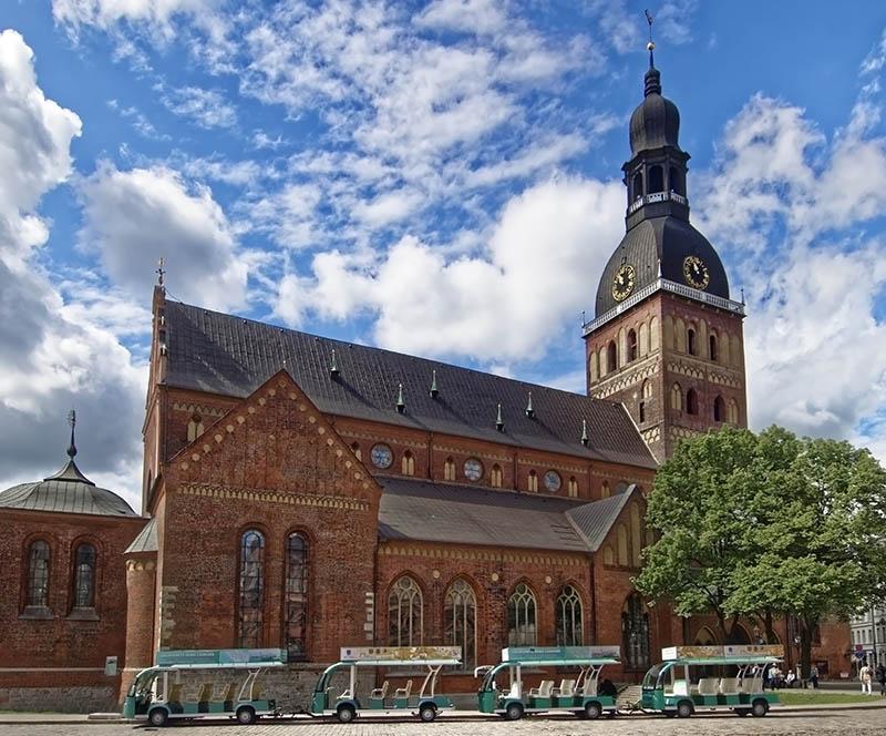 Рижский собор (Rīgas Doms)