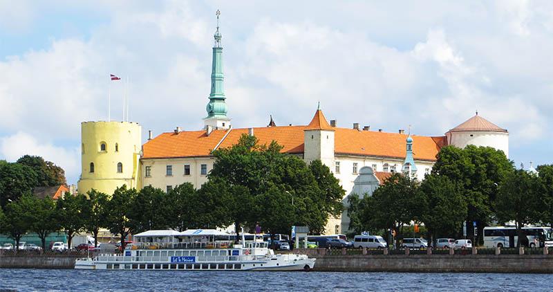 Рижский замок (Rīgas pils)