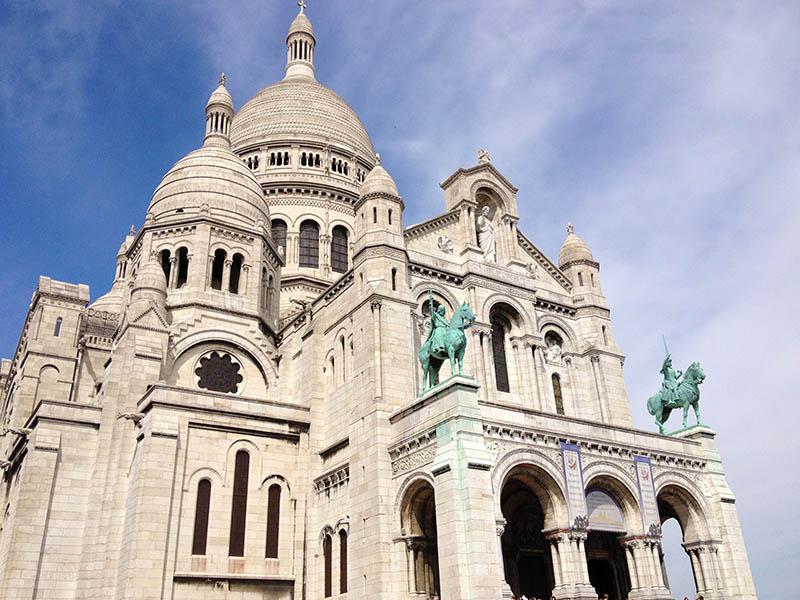 Сакре-Кер (Basilique du Sacré Cœur)