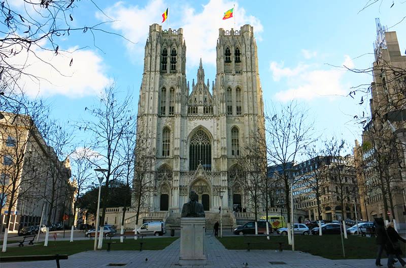 Собор Св. Михаила в Брюсселе