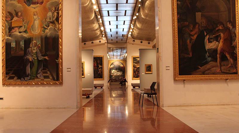 Национальная пинакотека в Болонье (Pinacoteca nazionale di Вologna)