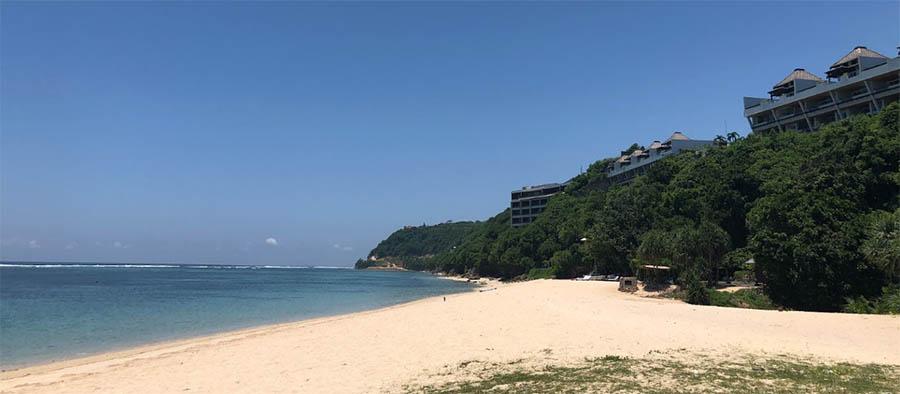 Taman Sari Beach