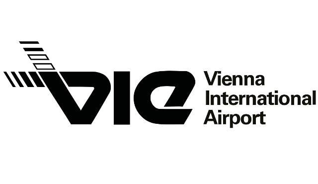 аэропорт вены логотип
