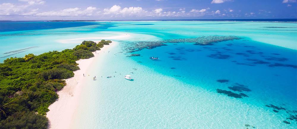 Мальдивские острова из Киева