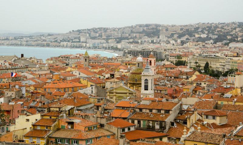 старый город Ницца